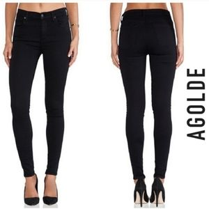 AGOLDE Sophie Skinny in Luxe size 27